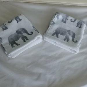 New wash cloths